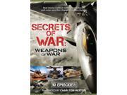 Secrets Of War: Weapons Of War - 10 Episodes [DVD] 9SIAA765829128