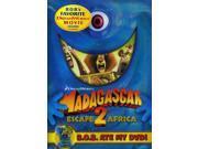 Madagascar: Escape 2 Africa [DVD] 9SIAA765819485