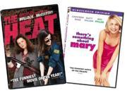 Heat / There'S Something About Mary [DVD] 9SIAA765829306