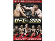 Ufc - Ufc: The Best Of 2008 [DVD] 9SIAA765818952