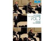 Beethoven,L. / Buchbinder,Rudolf - Beethoven: The Piano Sonatas 2 [DVD] 9SIAA765829355
