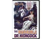 Horrible Dr. Hichcock [DVD] 9SIAA765822534