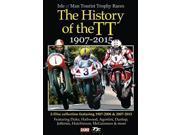 History Of The Tt 1907-2015 [DVD] 9SIAA765830221