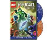 Lego Ninjago: Masters of Spinjitzu - Season Two [2 Discs] 9SIAA765821787