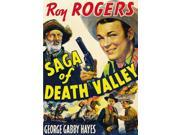 Saga Of Death Valley [DVD] 9SIAA765828611