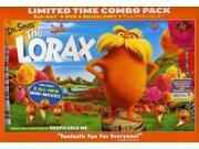 Dr. Seuss'' The Lorax (2012) [DVD]