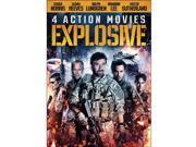 4 Explosive Action Movies [DVD] 9SIAA765842393