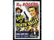 Saga Of Death Valley [DVD] 9SIAA765841590