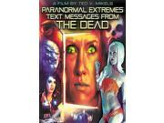 Paranormal Extremes: Text Messages From The Dead [DVD] 9SIAA765844870
