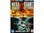 Mega Shark Vs Giant Octopus - Mega Shark Vs Giant Octopus-Import [DVD] 9SIAA765841070