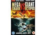 Mega Shark Vs Giant Octopus - Mega Shark Vs Giant Octopus-Import [DVD]