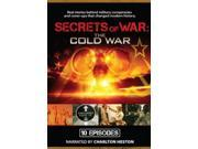 Secrets Of War: The Cold War - 10 Episodes [DVD] 9SIAA765839562