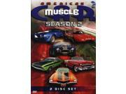 American Muscle Car - American Muscle Car: Season 2 [DVD] 9SIAA765839789