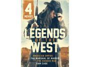 4-Movie Legends Of The West 2 [DVD] 9SIAA765840548