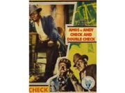 Amos & Andy - Check & Double Check 1930 [DVD] 9SIAA765841616