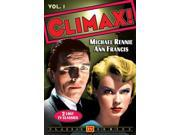 Climax Vol 1: Volcano Seat / Scream In Silence [DVD] 9SIAA765845733