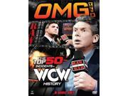 OMG VOL 2 THE TOP 50 INCIDENTS IN WCW 9SIA17P3MC3612