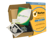 FreshStart Kit for Windows PCs – Complete automated hard drive replacement and Windows 10 upgrade for Desktop PCs:  Windows 10 Home 32 Bit