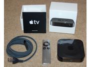 Apple TV 3rd Generation Digital HD Media Streamer MD199C/A + Remote & Power Cord 9SIAA7W5JK1608