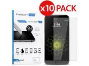 10 Pack HD Premium Guard Real Tempered Glass Film Screen Protector for LG G5 9SIV19B6TH7291