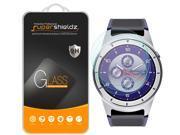 3X Supershieldz ZTE Quartz (Smartwatch)  Tempered Glass Screen Protector Saver