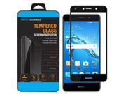 FULL COVER Premium Tempered Glass Screen Protector Guard For Huawei Ascend XT 2 9SIAA7W6YU3108