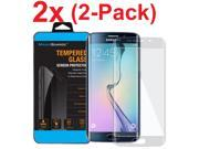 2x Full Cover Tempered Glass Curved Screen Protector for Samsung Galaxy S7 Edge 9SIV19B6WR5462