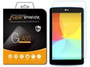 2x Supershieldz LG G Pad 7.0 / G Pad 7.0 LTE Tempered Glass Screen Protector 9SIV19B6WR6333
