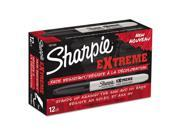 Sharpie Extreme Marker Fine Point Black Dozen 1927432 9SIAA7W70V5464