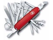 Victorinox 53501 Genuine  Red Swiss Army SwissChamp Multi Knife, 38 Tool 9SIV19B7525822