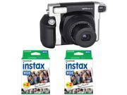 Fujifilm Fuji INSTAX Wide 300 Instant Film Camera + 40 Sheets Wide Instant Film