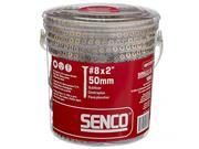 Senco 08F200Y Duraspin Number 8 by 2Inch Subfloor Collated Screw (1,000 per 9SIV19B76D4281