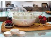 Euro Cuisine YM80 Yogurt Maker 9SIV19B76G3073