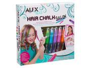ALEX Toys Spa Hair Chalk Salon Make Your Hair As Vibrant As You Are 738W New 9SIV19B76D4667