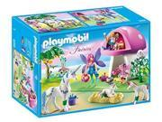 PLAYMOBIL Fairies with Toadstool House Building Kit 9SIV19B76G7096