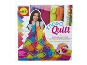 ALEX Toys Knot-A-Quilt 383WN Craft Kit NEW 9SIV19B76D4538