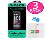 """Real New Premium Tempered Glass Screen Protector for Apple 5.5"""""""" iPhone 6 Plus"""" 9SIAA7W7A67504"""