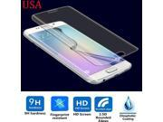 Full Curved Temper Glass Clear Screen Protector For Samsung Galaxy S6 Edge PLUS 9SIAA7W7CW9184