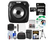 Fujifilm Instax Square SQ10 Hybrid Instant Film & Digital Camera Kit
