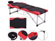 "72""""L Portable Massage Table Aluminum Facial SPA Bed Tattoo w/Free Carry Case"" 9SIV19B7A15993"