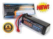 Powerhobby 4S 14.8V 6500mAh 100C Lipo Battery : Quad / Quadcopter / Drone 4-Cell