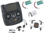 Estes Proto-X Micro HD FPV Quadcopter RTF w Live LCD Transmitter Video + 3x Lipo