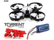 Blade BLH04050 Torrent 110 FPV BNF Basic Drone / Quadcopter w/ 3S Lipo Battery