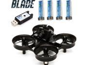 Blade BLH8570 Inductrix BNF FPV Pro Micro Racing Drone / Quadcopter w 4x Lipo