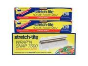 Kirkland Signature Stretch Tite Plastic Food Wrap HUGE 12
