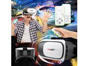 Virtual Reality VR Headset 2.0 Goggles 3D Glasses Bluetooth Remote for iPhone 9SIAA7W7XD9111