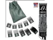 Oster Classic 76 Black Grey Flames Limited Hair Clipper + 10 PC Combs 9SIAA7W7XD4378