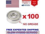 Lot 100pcs in-line/Skate/RollerBlade Hockey Bearings Fidget Spinner 608ZZ ABEC-7
