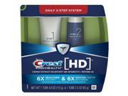 Crest Pro-Health HD Daily Two-Step Toothpaste System 1 ea (Pack of 5)