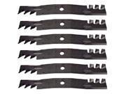 6 Rotary 14475 Copperhead Blades John Deere 54C X465 X475 X485 X495 Z425 Z445